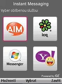 Instant messaging od T-Mobilu